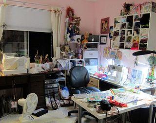 StudioSewingArea